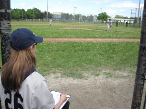 Coaching the Varsity Boys Baseball Team