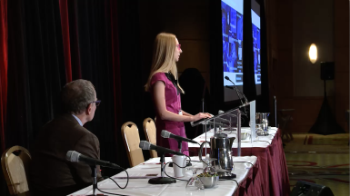Co-presenting with Don at the Ontario Education Research Symposium (February 2014)