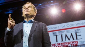 Don Tapscott at TED Global, 2012 on The Four Principles for the Open World
