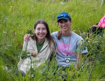 Cristina Eisenberg and Alisa Acosta